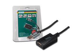 kabel USB 2.0 repeater 5m