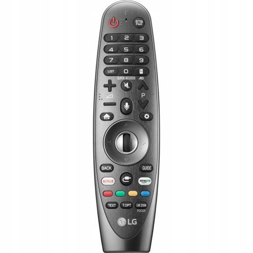 PILOT LG MAGIC AN-MR18BA NETFLIX AMAZON