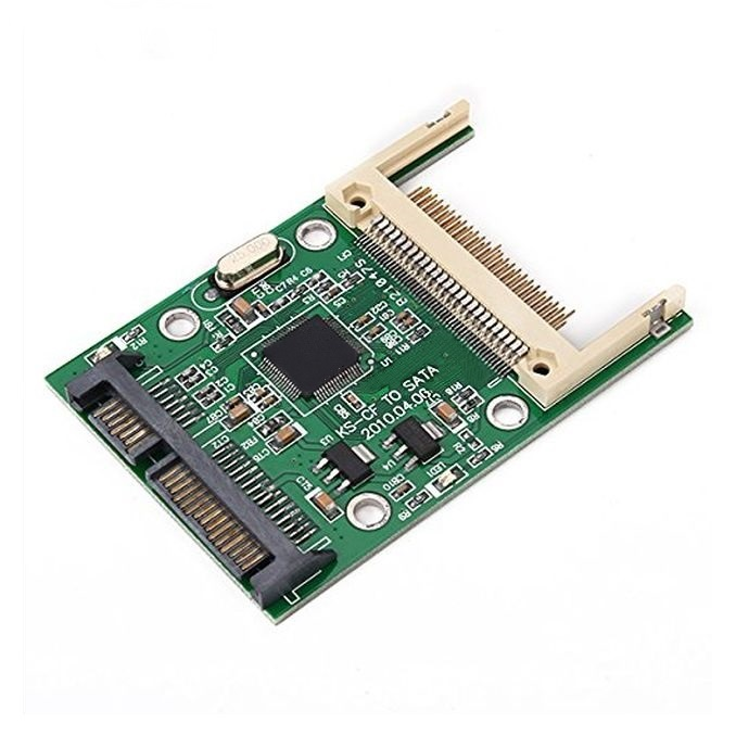 "Adapter Konwerter CF do SATA 2,5"" - DYSK SSD"