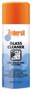 spray Glass Cleaner 400ml Ambersil