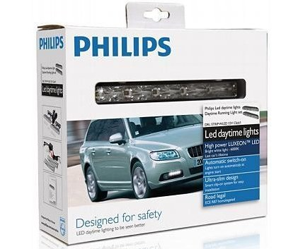PHILIPS LED Daytime Lights 4 LED