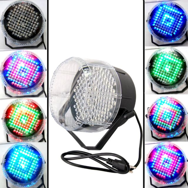 Stroboskop DJ 112 LED RGB voice-activated / AUTO