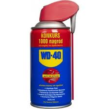 spray WD-40 300ml z ampilkatorem